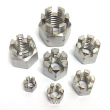 Castle Nuts Slotted Nuts DIN935 Metric